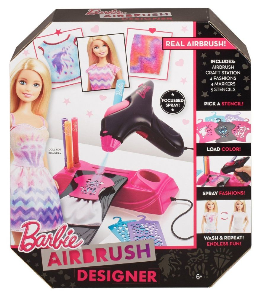Barbie Airbrush Designer Doll
