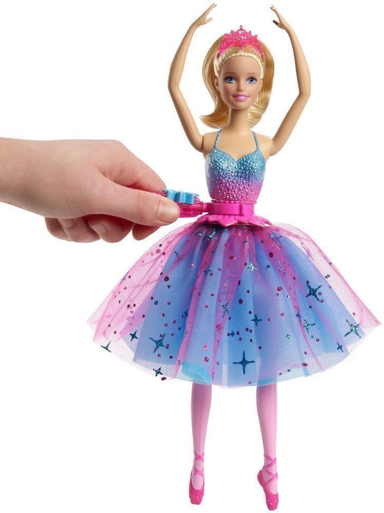 Princess coloring pages brings you a beautiful coloring picture of - Barbie Dance Amp Spin Ballerina Doll