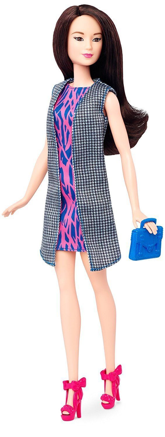 Barbie Fashionistas Doll No 36 Chic With A Wink Doll Fashions Original