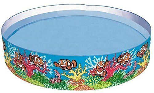 Bestway splash and play 72 x 15 inch fill n fun pool for Pop up paddling pool