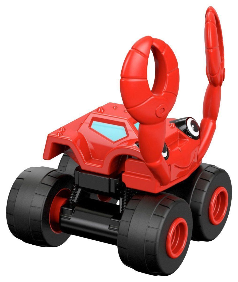 Blaze And The Monster Machines Small Animal Vehicle Crab