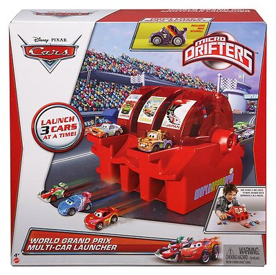 Cars  World Grand Prix Race Launcher Uk
