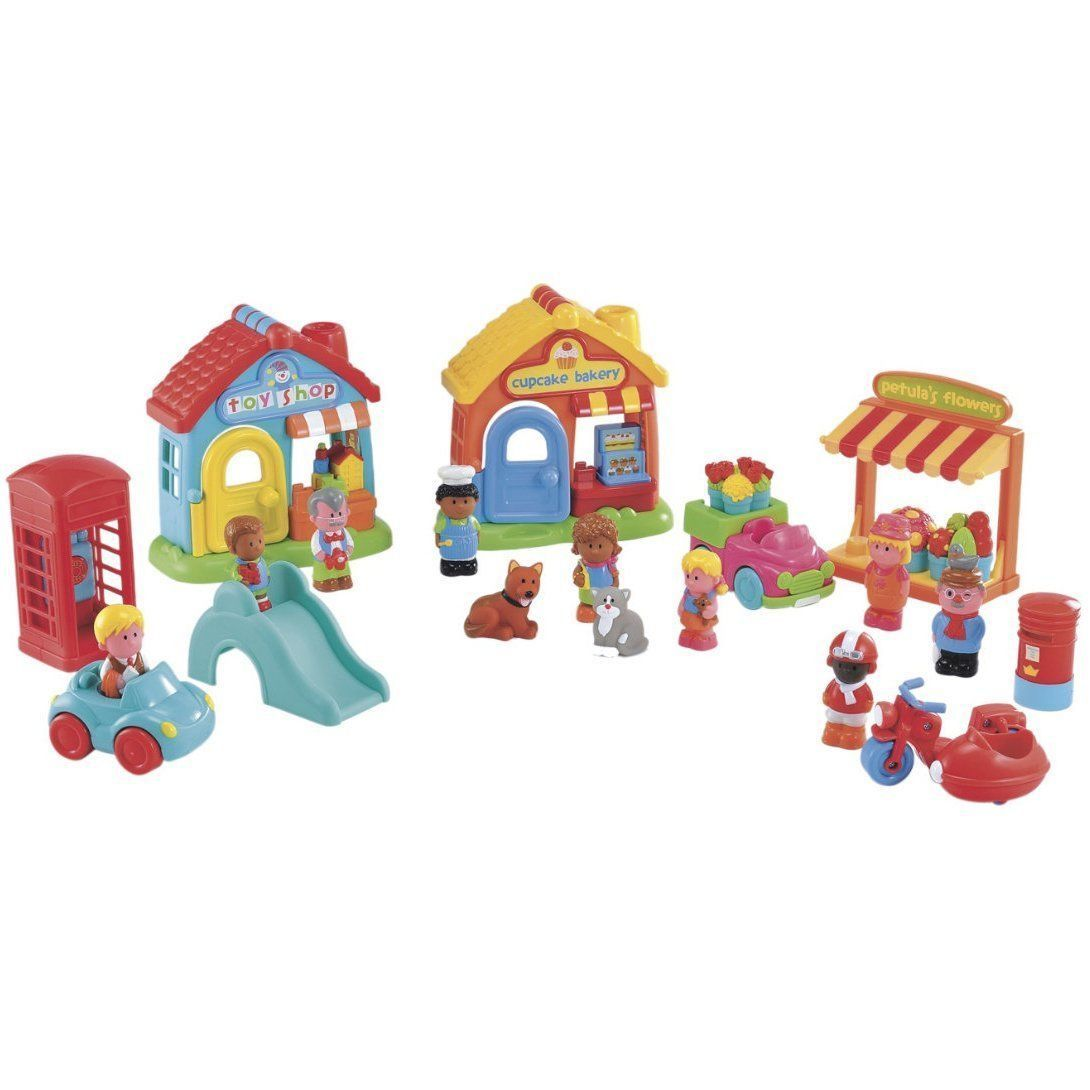 ELC Happyland Set Bundle Vehicle ,Figures Sounds & Noises