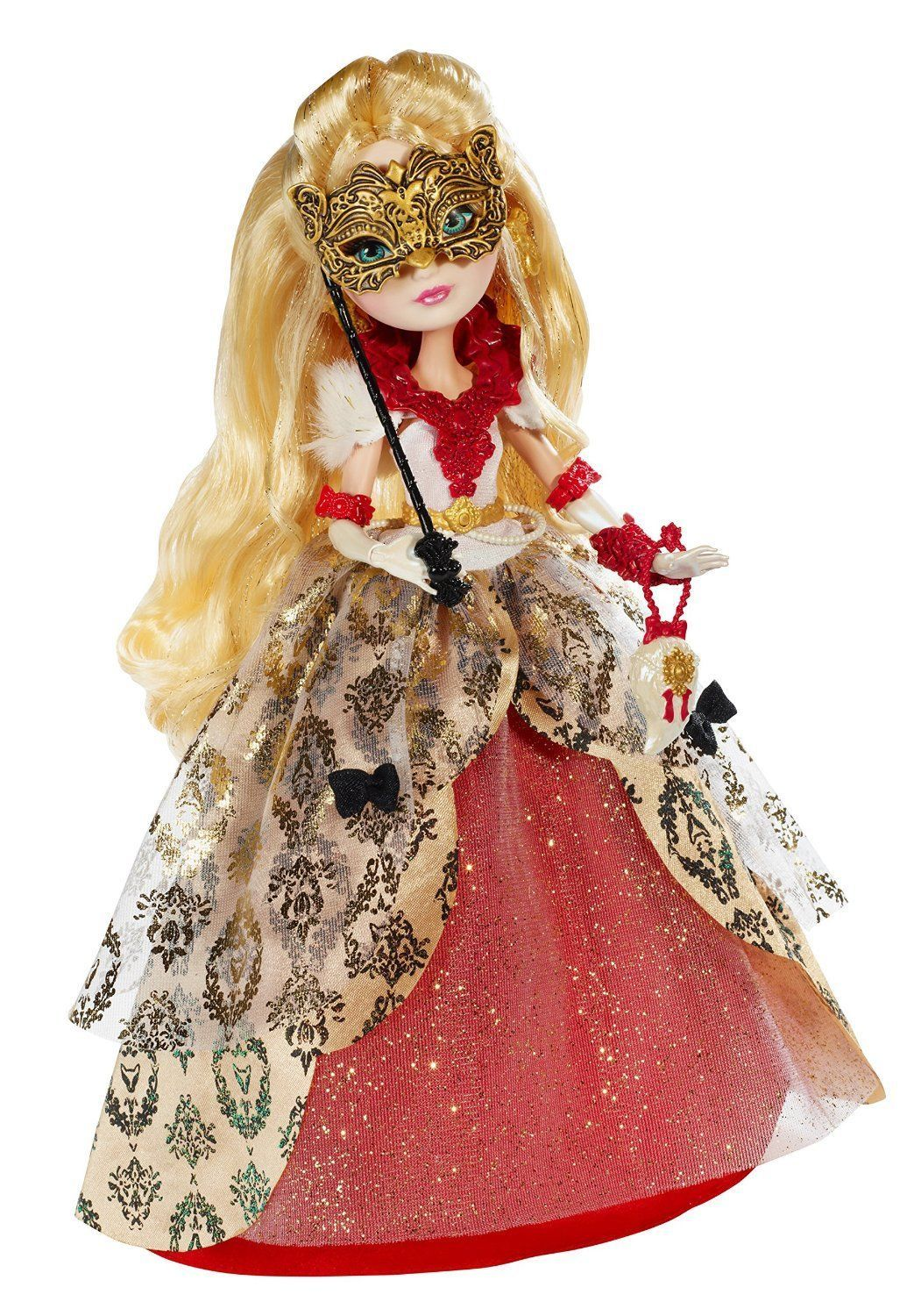 Ever After High Dolls - Thronecoming - Apple White Doll