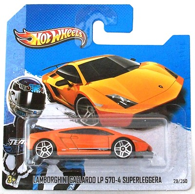 hot wheels 29 250 lamborghini gallardo lp 570 4 superleggera hw city x1682. Black Bedroom Furniture Sets. Home Design Ideas