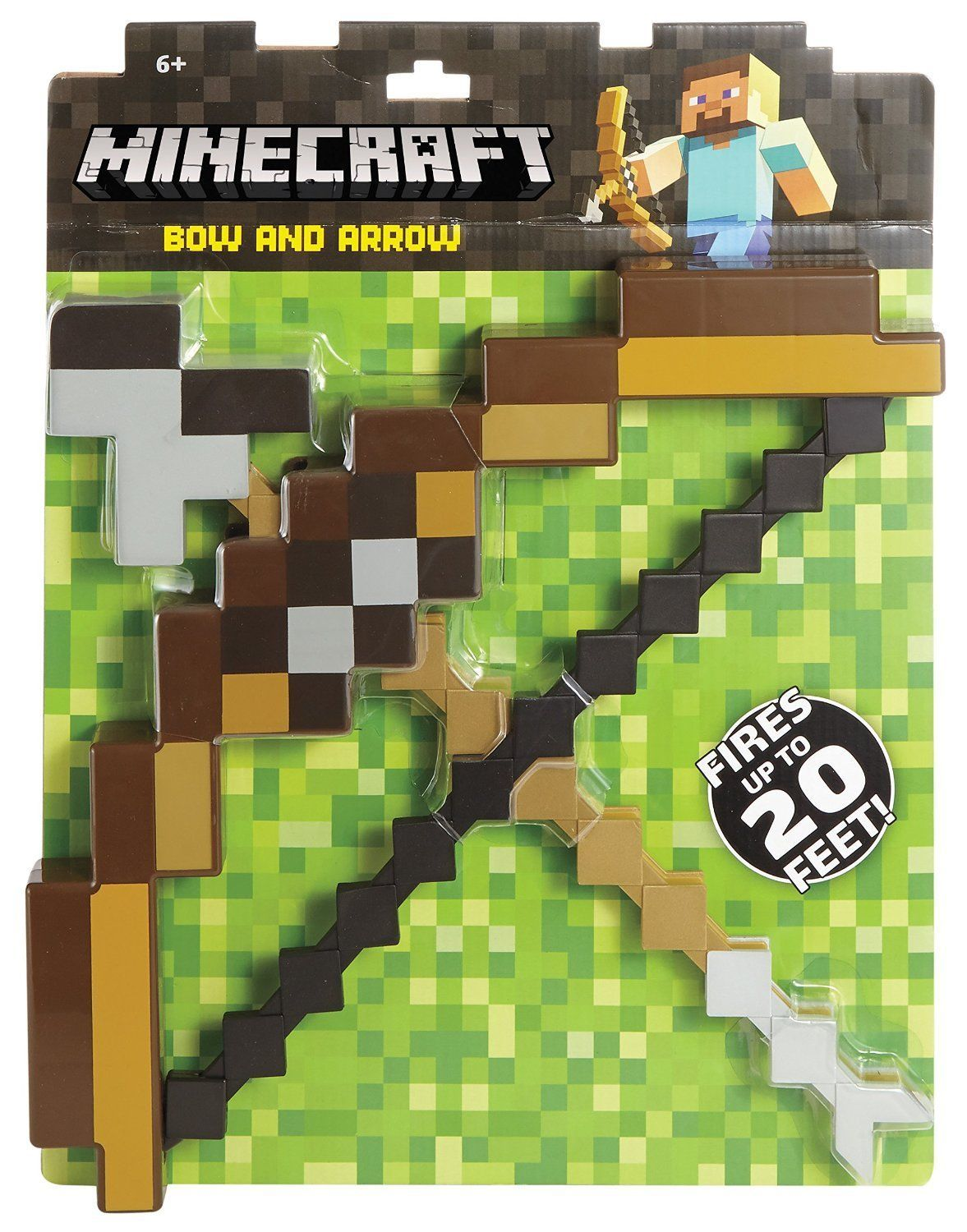 Walmart Minecraft Toys For Boys : Minecraft bow and arrow