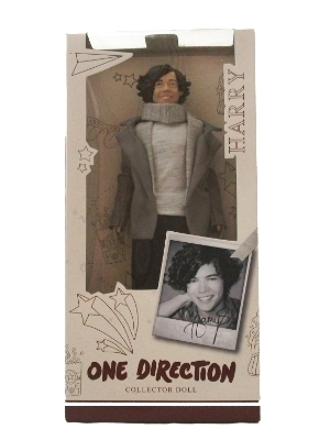 One Direction Fashion Collectors Doll Harry Styles Figure