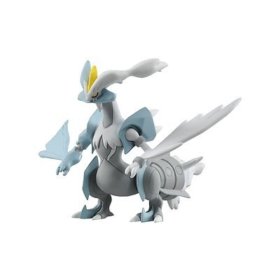 Pokemon Legendary Figure Black & White - White Kyurem