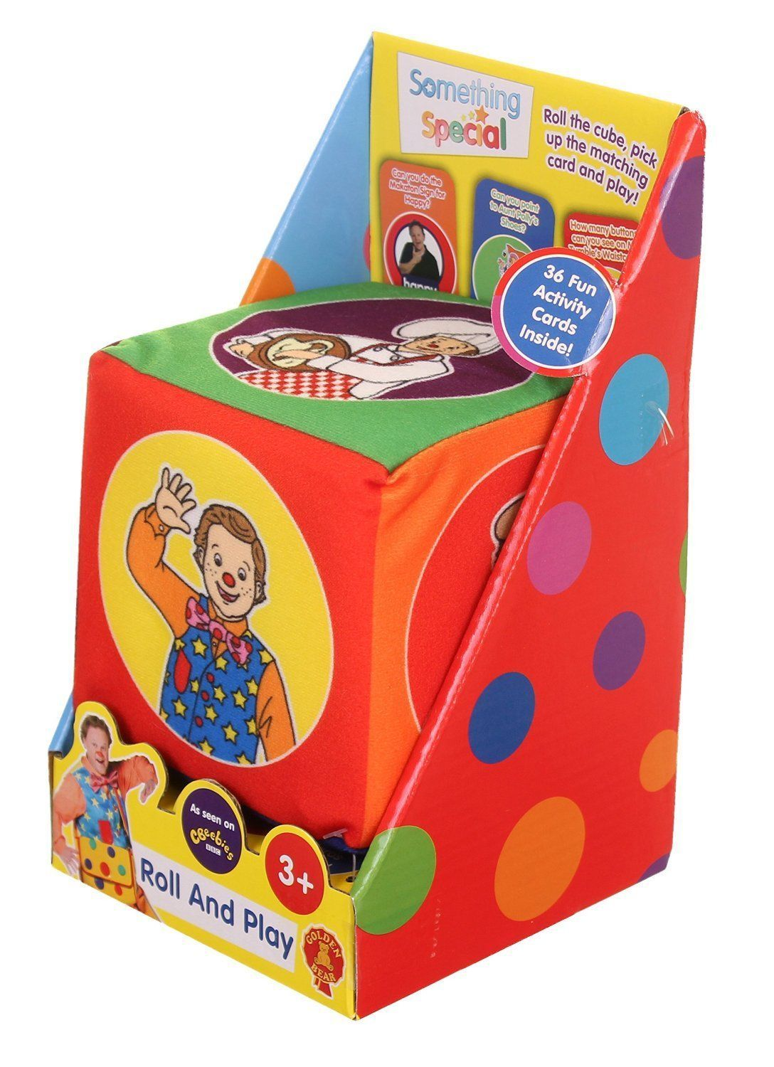 Something special mr tumble roll and play cube - Something special ...