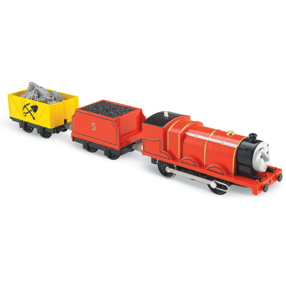 thomas friends trackmaster motorized railway scared