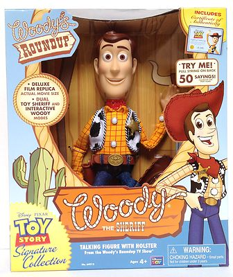 Toy Story Signature Collection Woody The Sheriff