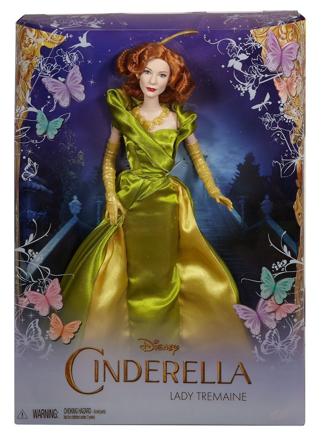 Disney Princess Cinderella Deluxe Lady Tremaine Doll