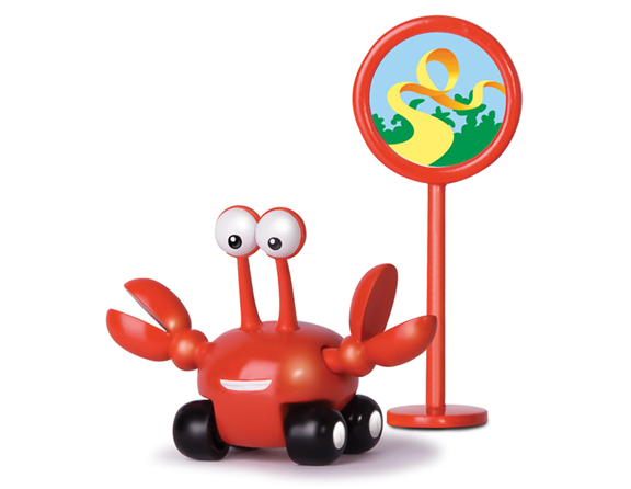 Jungle Junction Character Pack Taxicrab