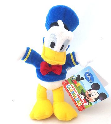 Mickey Mouse Clubhouse 8 Plush Donald Duck