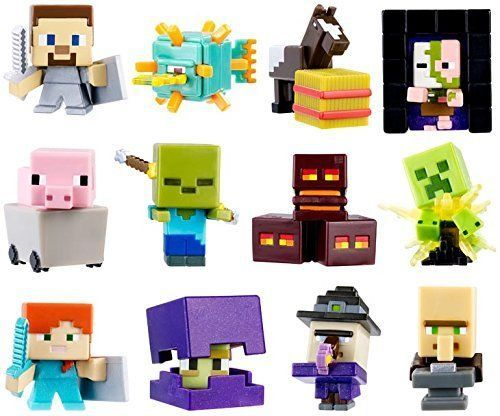 Minecraft Toys, Mini Figures & Merchandise | Mattel Shop