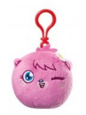 Moshi Monsters Mosh Ball Poppet Keyring - Pink
