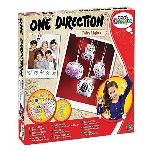 One Direction Fairy Lights Cool Create