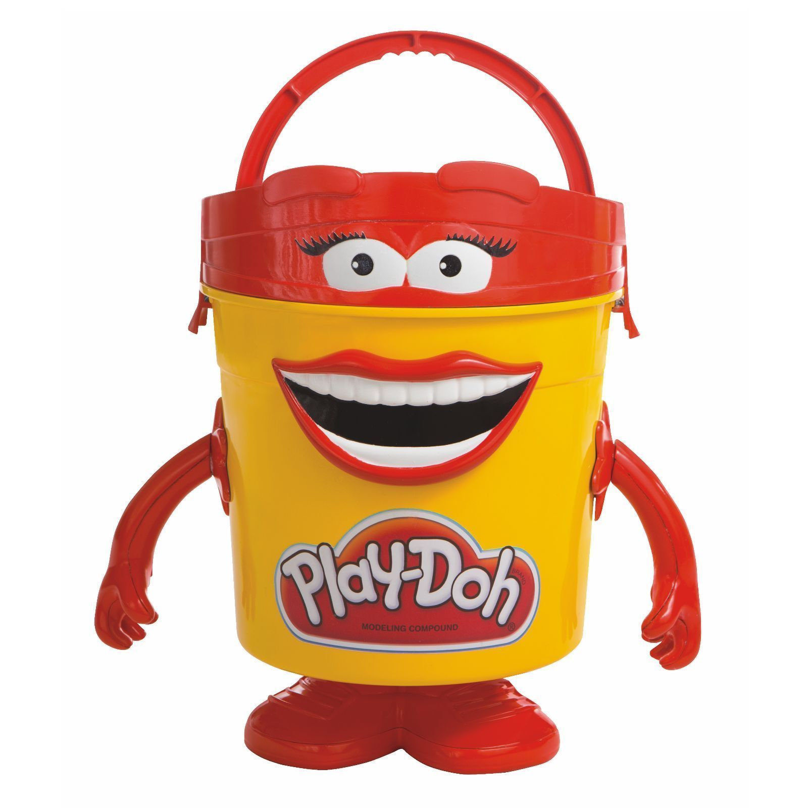 Play Doh Create N Store Character Red Girl
