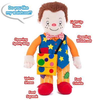 Sing Along with Mr Tumble Soft Toy