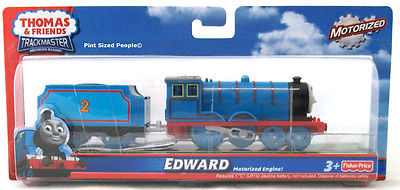 Thomas Motorised Trackmaster Big Friends Edward Engine