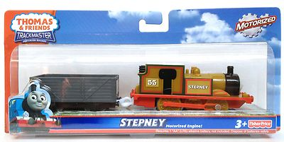Thomas Motorised Trackmaster Big Friends Stepney Engine R9238